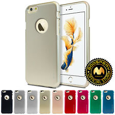 GOOSPERY® i-Jelly Metallic Skin Slim TPU Cover Bumper Case for Apple iPhone 6S 6