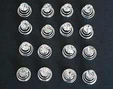 Lots 20/40  Pcs Crystal Hair Twists Spins Pins Wedding Clips Hair Accessory