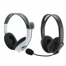USB Wired Game Live Gaming Headset Headphone Microphone For PS3 PC Laptop