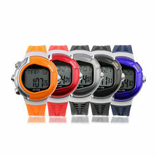 Pulse Heart Rate Monitor Calories Counter Fitness Sport Wrist Watch Waterproof B
