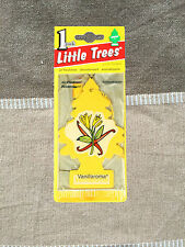 Little Tree Air Freshener Vanilla or Coconut For Car Or Home Use
