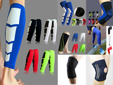 Knee/Patella Protection Elastic Breathable Brace Pad Support Long Sleeve Gear US