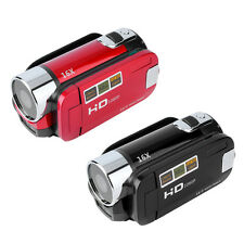 2.7'' TFT LCD Full HD 720P Digital Video Camcorder 16x Zoom DV Camera BG