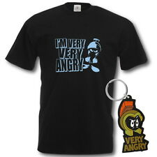 NEW OFFICIAL Looney Tunes Marvin the Martian Vintage Mens T-Shirt Tee Top
