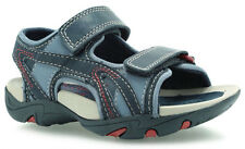 Clarks AIR SAND Boys Navy Active Air Leather Sandals UK 9 - 12 G Widths BOXED