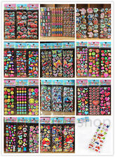 Wholesale!3D Puffy Kids Scrapbooking & Paper Crafts Party Favors stickers lot