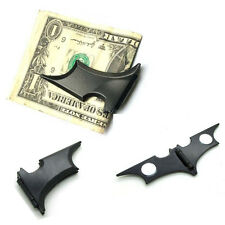 Wholesale Cool Bat Style Credit Card Cash Holder Slim Double Sided Money Clip