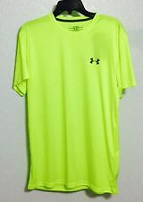 Under Armour UA Performance Men Crew Short Sleeve T Shirt Fitted 1242042 M, L XL