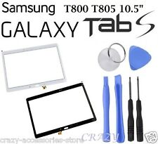 """Touch Screen Digitizer Glass Lens Replacement For Samsung Galaxy Tab S 10.5"""""""