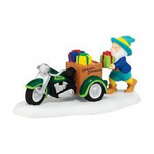 Department 56 North Pole Village Trike Load of Christmas Accessory