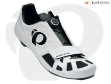 Pearl Izumi Elite Road Bike IV Shoes - White/Black