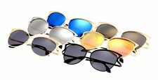 Lens Men Style Polarized Sunglasses Women Sunglasses Eyewear Metal Frame Vintage