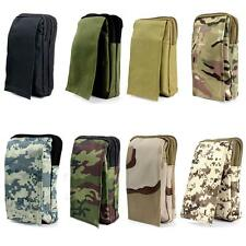 Tactical Utility Mobile Phone Pouch Case Belt Holster Bag For iPhone 6 6 Plus
