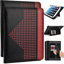 KroO Patent Leather Protective Tablet Folding Cover for 9.7 inch Device MUEP-4