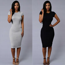 Women Summer Style Dress Tight Sexy Party Dresses Black Bodycon Bandage Dress
