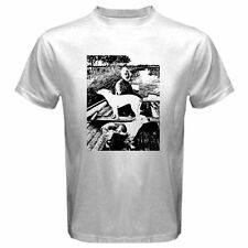 Old Man with Two Dogs T-Shirt Unisex
