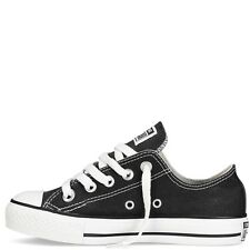 Converse Boys Shoes Converse Chuck Low Top 3j325 Black