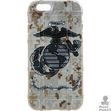 Magpul Field Case for iPhone 6,6s,7,7+,8,8+.  FDE Subdued USMC by Ego Tactical