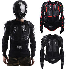 Geruite Professional Motorcycle Racing Body Armor Spine Chest Protective Jacket
