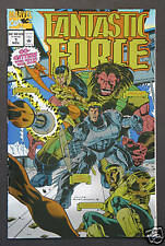 Fantastic Force #1, #2, #3, #4  Origin Issue 1994  NM  Lot of 4 High Grade Books
