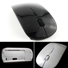 Fashion Slim Bluetooth 3.0 Wireless Optical Mouse Mice For Apple Macbook Laptop