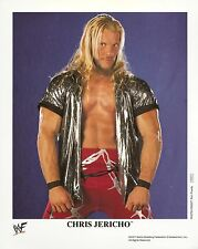 Chris Jericho WWF WWE Wrestling Promo print picture photo 004