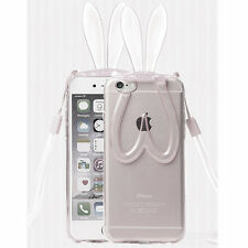 Ultra Thin TPU Clear Pattern Silicone Gel Back Case Cover For iPhone 6 6s 6+ New