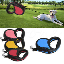 Pet Retractable Puppy Dog Cat Leash 3M Nylon Automatic Extendable Leash