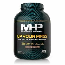 MHP Up Your Mass Weight Gainer 2 lbs / 5 lbs / 10 lbs - Pick Size & Flavor