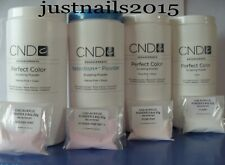 CND CREATIVE NAIL DESIGN ACRYLIC POWDER 44g  CLEAR/PINK/WHITE mix and match
