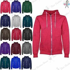 Mens Plain Knit Zip Up Hoody Fleece Jacket Hooded Sweatshirt Hoodie Zipper Top