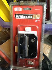 "UNION BATHROOM MORTICE LOCK (3"") 2294 -75  THE CHEAPEST AROUND  £10.99 inc.del."