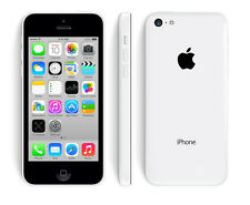 Unlocked Apple iPhone 5C White 16/32GB Smartphone GSM Worldwide 4G LTE CABR