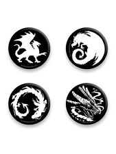 Fantastic Dragons Badge Pack