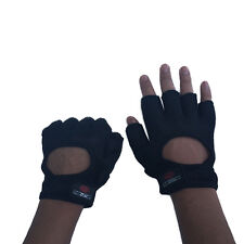 Pro Panther Mountain Bike Bi-Cycling Half Finger Air Mesh Padded Foam Gloves