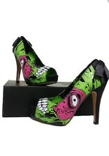 Iron Fist - Zombie Stomper - Platform - New Official Licensed Merch Vrs Sizes
