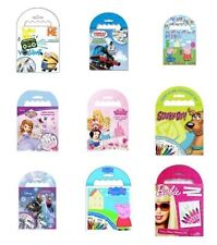 Carry Along Colouring Set Kid Activity Travel Crayons Gift Party Bag Toy School