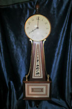 Vintage Antique Seth Thomas Eight day wall clock circa 1950s