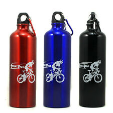 750ML Bike Bicycle Camping Hiking Drink Jug Water Bottle Cycling Outdoor Sports