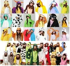 2015 Unisex Adult Pajamas Kigurumi Cosplay Costume Animal Onesie Sleepwear S-XL