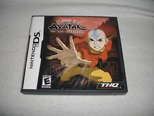 Avatar: The Last Airbender (Nintendo DS, 2006)Complete