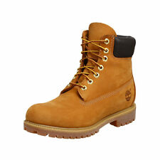 Timberland Men Boots 6 Inch Premium Waterproof Wide Boot Wheat