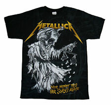 METALLICA - Tip Scales - Metal OFFICIAL T SHIRT Brand New !!! Sizes S-M-L-XL-2XL