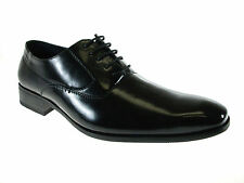 Mens Delli Aldo Lace Up Wing Tip Oxford Dress Shoes w/Leather lining 19121 Bk205