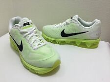 Nike Women's Shoes Running Air Max  Tailwind 7 White/ Volt 683635100