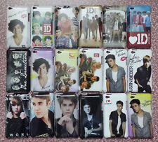 Justin Bieber Stylish 1D One Direction Hard Back Cover Case For iPod Touch 4 4TH