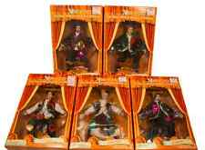 N'Sync Complete Set 'On Tour 2000 Collector's Edition' Marionette dolls MIB