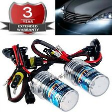 Color Xenon HID Replacement Bulbs Light 5K 8K White Blue Yellow Pink 9006 HB4 J