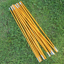 New Camping 7.9/8.5mmX360/404/442cm Aluminum Alloy Replacement Spare Tent Poles