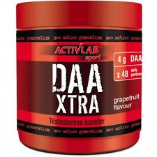 Activlab Daa Xtra Powder Testosterone Booster D Aspartic Acid 240g